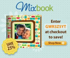 Mixbook Offer