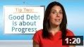 thumbnail for Good Debt vs Bad Debt