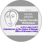 2017 Silver Award for Family-Friendly Workplaces
