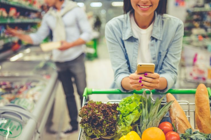Grocery Shopping Eating Up Too Much Of Your Budget? Here's How To Slim Down