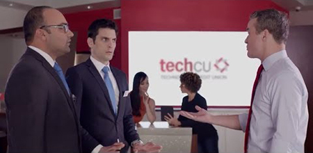 Bad Bankers - Tech CU Checking